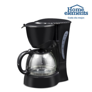 Cafetera Electrica 6 Tazas He7025 Home Elements
